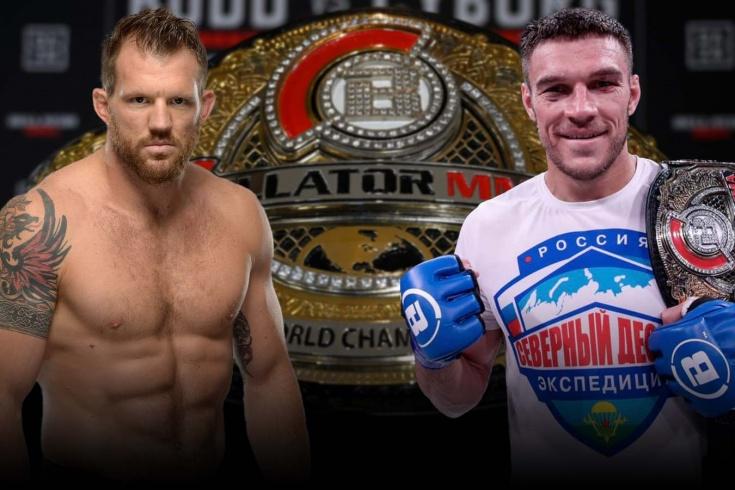 Bellator против UFC — кто круче, стабильнее, наиболее динамично развивается и имеет более светлое будущее - Чемпионат
