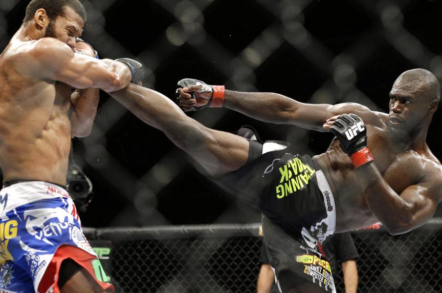 Как ставить на UFC в Горилле
